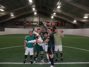 Shin Splints Div 1 Winter 1 2010 Champions.2